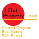 1 Hot Property - Bend Oregon Real Estate. logo